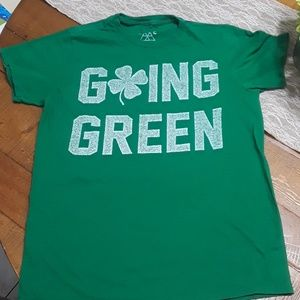 JME collective going green shirt
